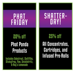 Phat Friday & Shatterday